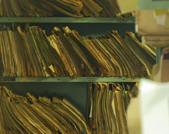 il-lavoro-dell'Archivista